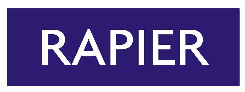 Rapier Construction Limited Mobile Retina Logo