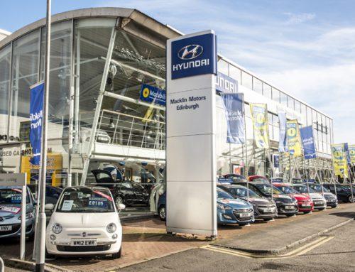 Hyundai, Edinburgh East