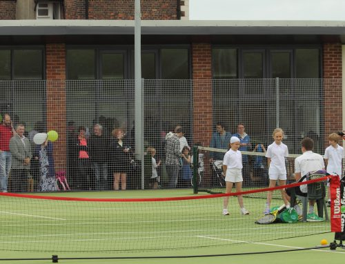 Cullercoats Tennis Club Gallery