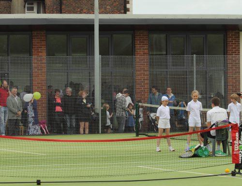 Cullercoats Tennis Club Gallery