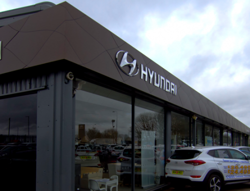 Hyundai, Peterlee