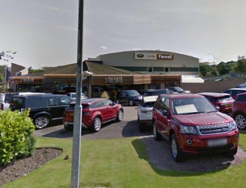 Jaguar/Land Rover, Nelson